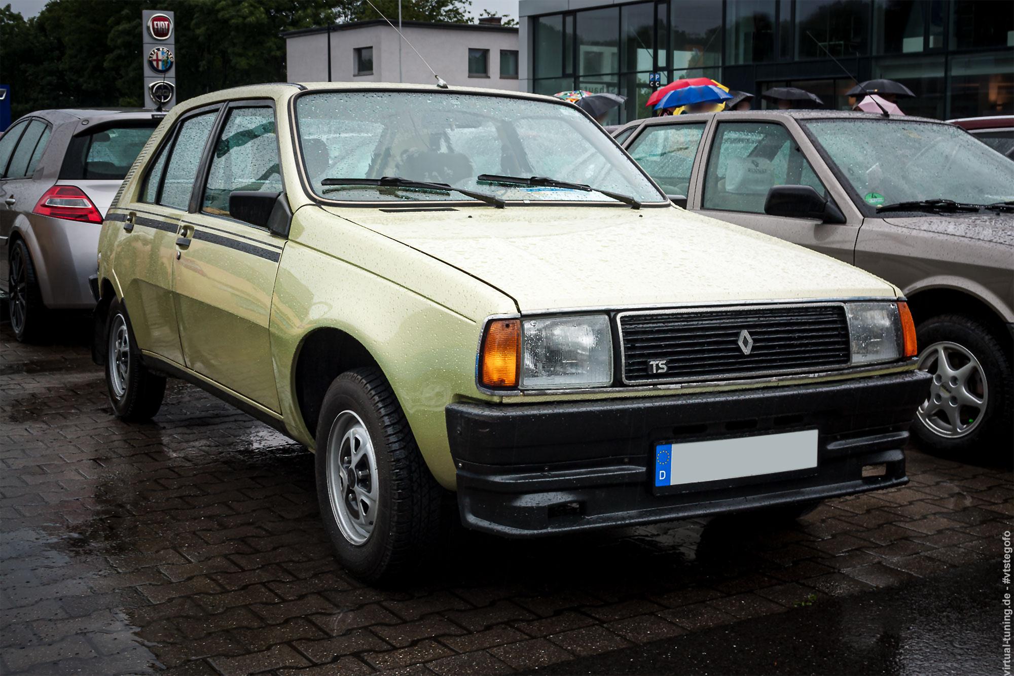 Renault 14 - Renault Treffen in Bochum (2012)