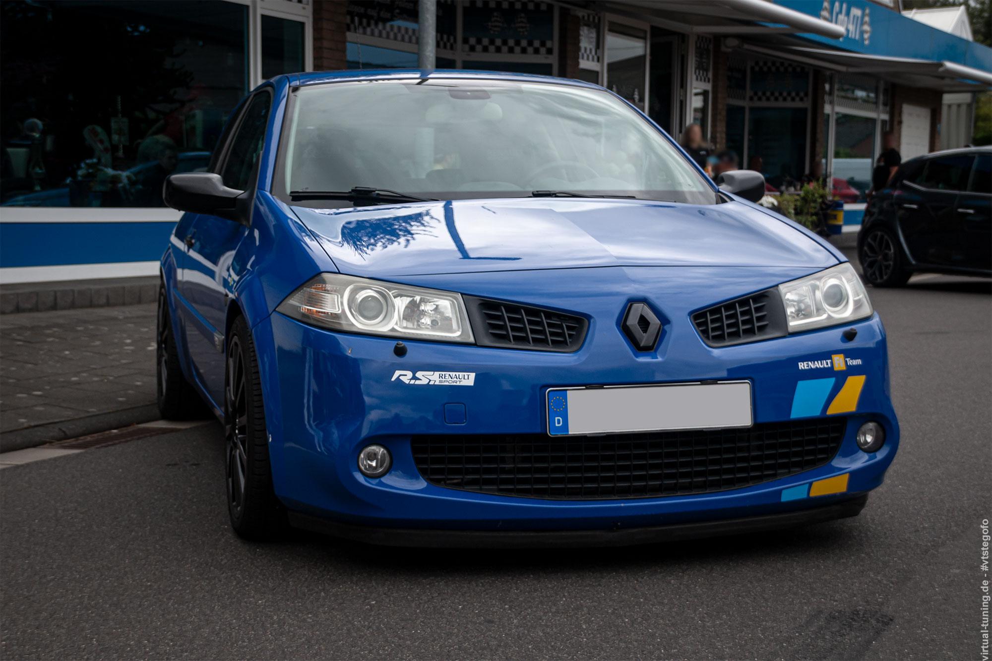 Renault Megane 2 R.S. - R.S. meets Cafe 477
