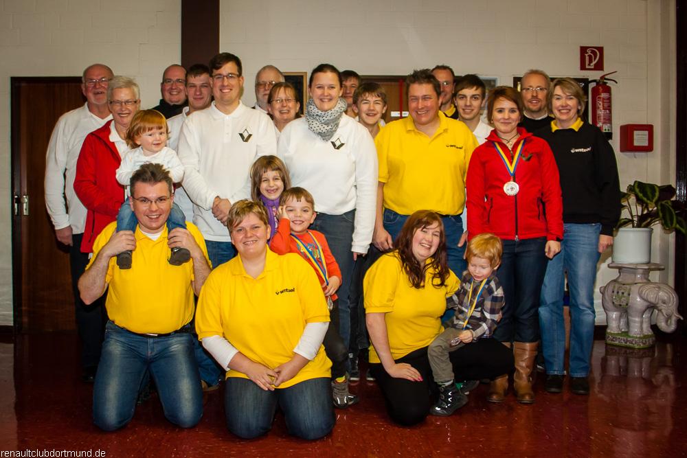Weihnachtsfeier des Renault Club Dortmund e.V.