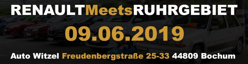 Renault Freunde Ruhrgebiet